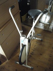 Exercise bike 1 (pauls) Tags: freecycle