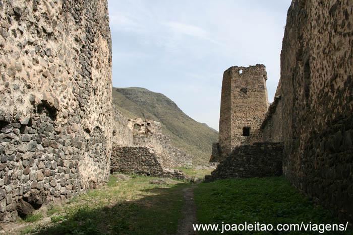 Fortaleza de Khertvisi, castelo na Geórgia