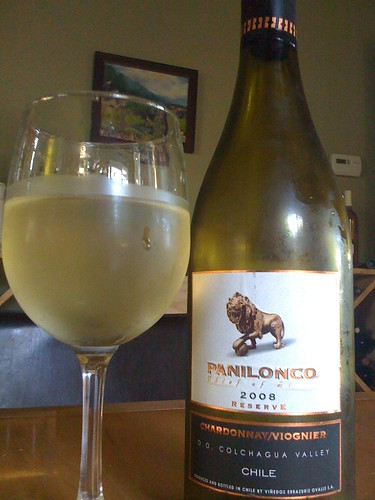 2008 Panilonco Chardonnay/Viognier