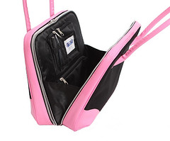 Black Candy Ladies Laptop Bag from Rainebrooke