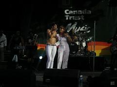 DSCN5757 (Sweet One) Tags: gay music toronto ontario canada lesbian concert stage goddess pride trust trans queer bi 2009 wellesley td glbtq esthero churchwellesleyvillage prideto