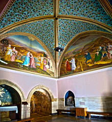 Churches of Ein Kerem, Jerusalem, Israel (Mark Lukoyanichev) Tags: church john nikon jerusalem baptist christianity hdr johnthebaptist einkerem hellmaker