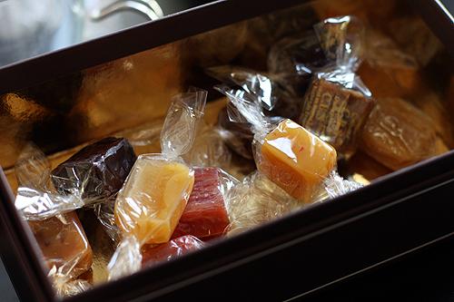 le roux caramels