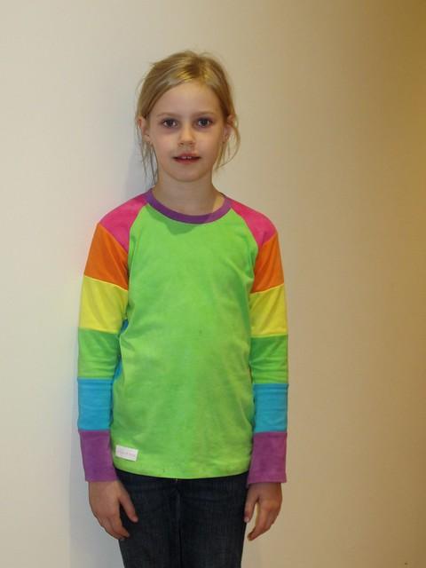 rainbow mareen
