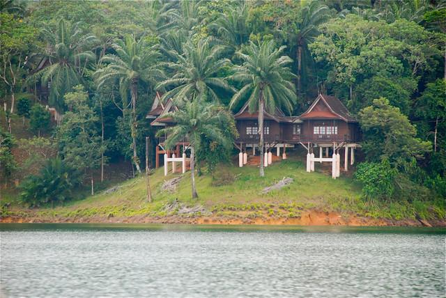 Malaysia - Terengganu - Tasik Kenyir - Lake Kenyir Resorts & Spa