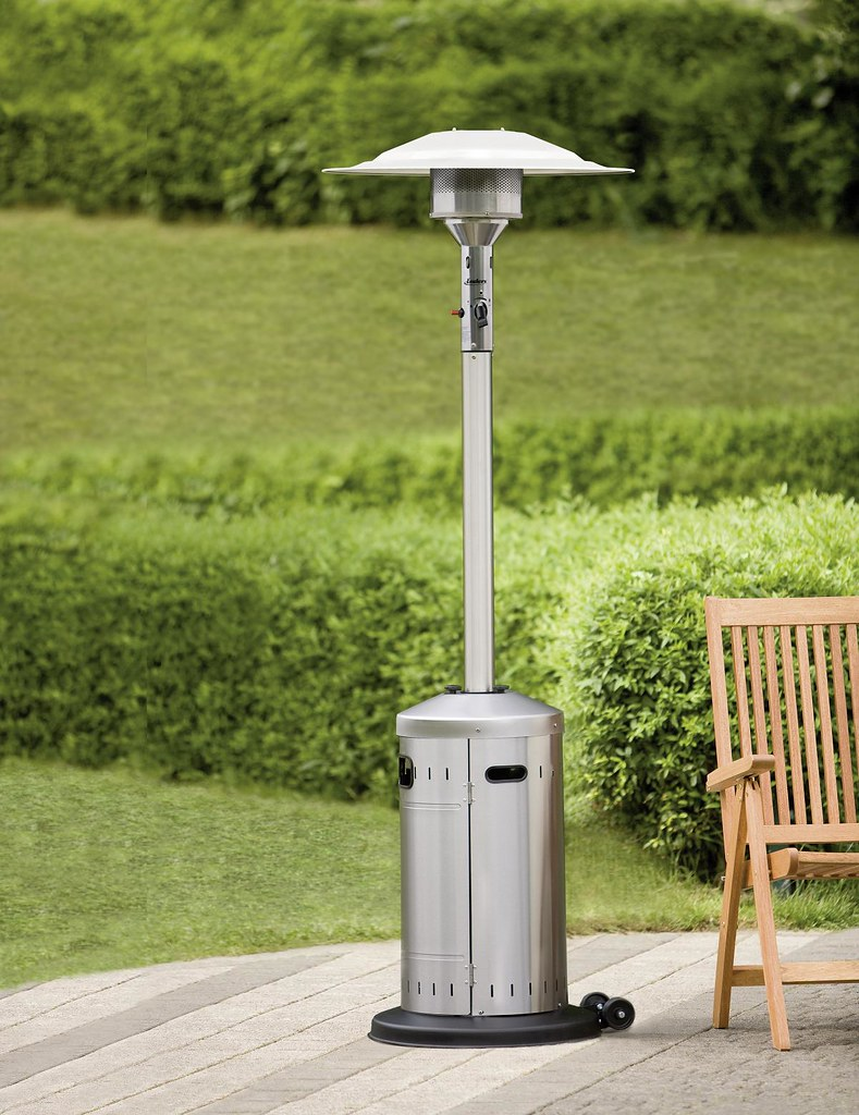 Enderss Classic Stainless Steel Patio Heater
