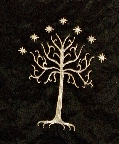 Zanytoes LOTR Tree of Gondor Sling