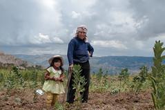 """""""yes, we can"""": Mujeres en el campo boliviano"""