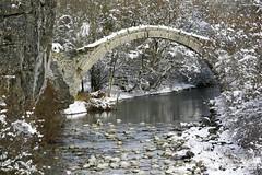 Kododimou bridge (Lambros Galanis) Tags: bridge river greece zagoria  zagori        kontodimoubridge lambrosgalanis
