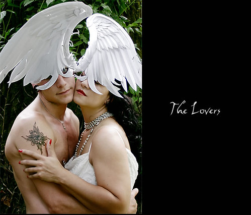 Tarot of Masks - The Lovers