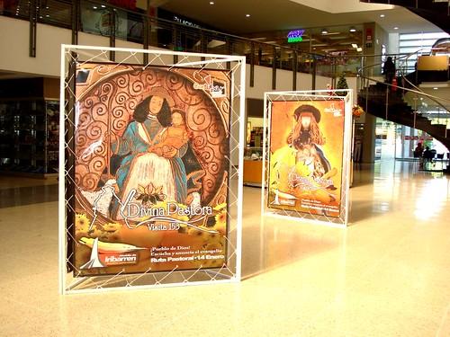 Exposición de imágenes en C.C. Trinitarias