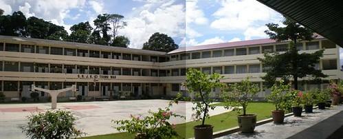 megat's school