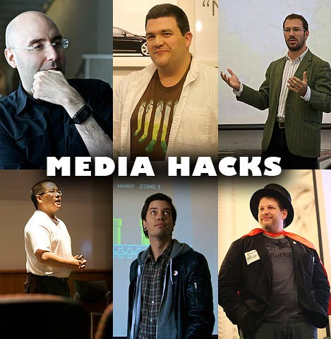 Media Hacks: Photo by: C.C. Chapman
