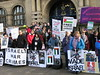 "Sheffield Gaza Protest 17.1.09 • <a style=""font-size:0.8em;"" href=""http://www.flickr.com/photos/73632013@N00/3212673317/"" target=""_blank"">View on Flickr</a>"