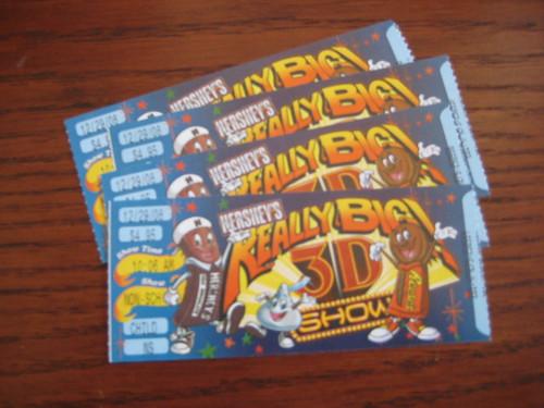 Hershey tickets
