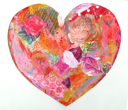January Love Heart #2