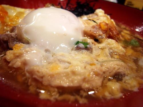 親子煮 Oyakodon