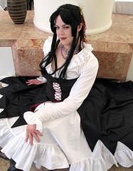Gothic Butterfly Yuuko