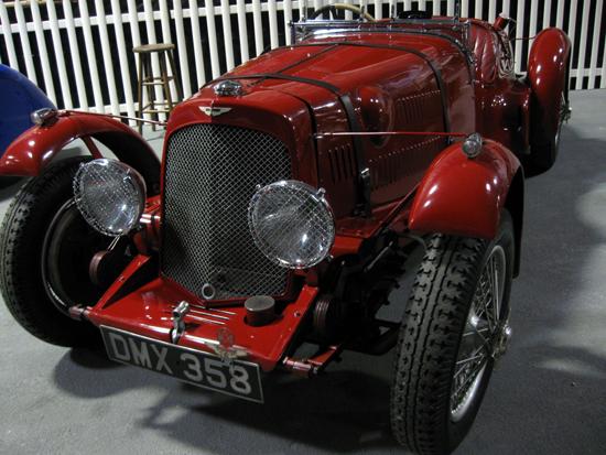 1936 Aston Martin Le Mans (Click to enlarge)