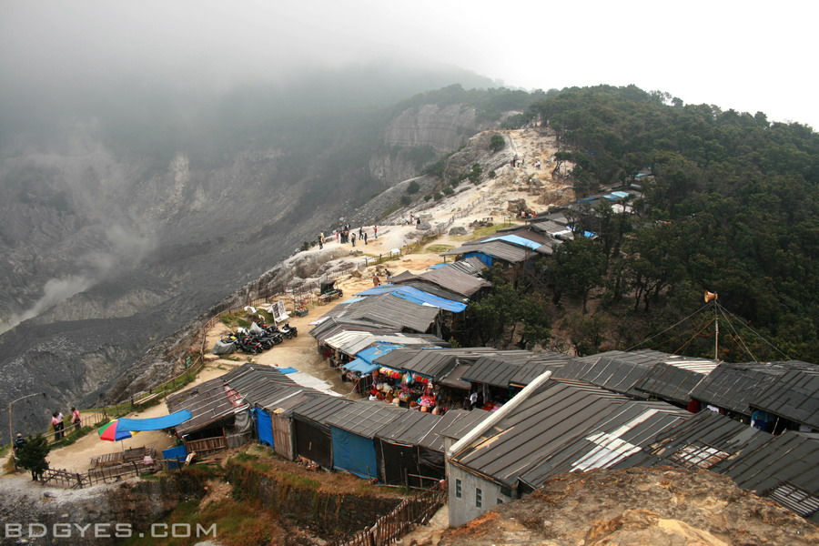 Tangkuban Perahu Photo