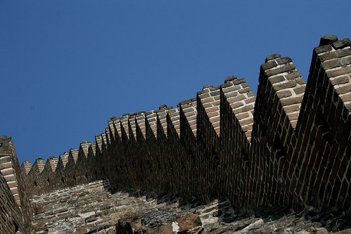 Huanghuacheng Great Wall (by niklausberger)