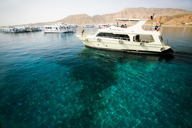 Naama Bay Port, Sharm El Sheikh Liveaboard