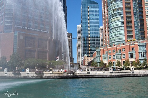Chicago River, nagaelle