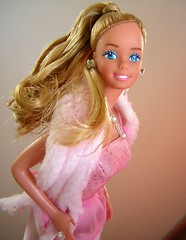 BACK TO THE 80'S - PINK & PRETTY BARBIE (rod_collection_2) Tags: