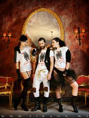 Cartel - Tirana. Test 1 (lucastozzi) Tags: fashion canon andalucía spain model raul tarifa tirana 40d cristinagonzalez cristinapita