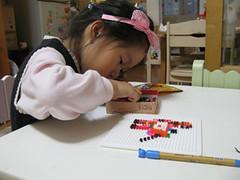 20090201-yoyo拼豆 (2)