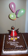 Turkey Cake 04