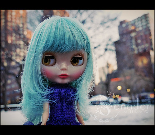 [ 52 Weeks Of Music & Blythe 5 / 52 ] : big big girl (in a big big world)