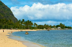 B e s t    M o r n i n g s (purpleSJ) Tags: hawaii nikon oahu northshore aloha chinamanshat kaneohebay dementor kualoabeach kualoapark northshoreofoahu nikond300 sjadriano topakday bestmornings