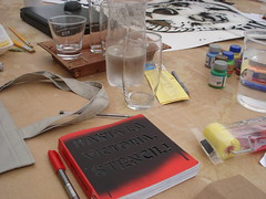 Workshop do casal A*C (y!) Tags: gau galeriadearteurbana casalac stncilart
