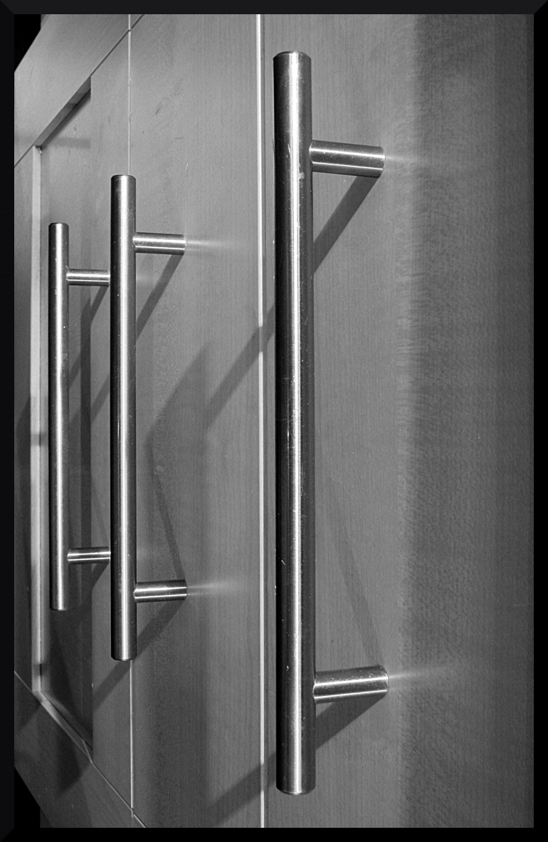 Kitchen Monochromes