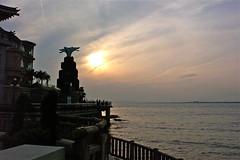 江ノ島夕暮れ
