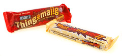 Hershey's Thingamajig & Whatchamacallit