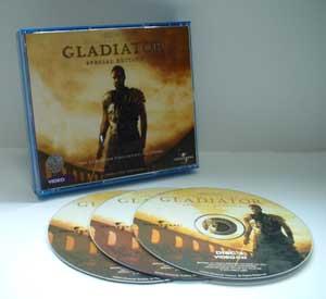 Gladiator Packshot