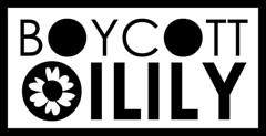 boycott oiily