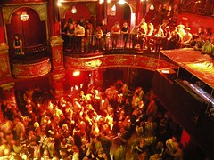 Crowd at Koko