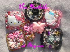 ★PinkY Anela shop is now available★ (Pinky Anela) Tags: pink hk black japanese tokyo mirror purple hellokitty sanrio bow kawaii lighter deco hime gyaru himegyaru