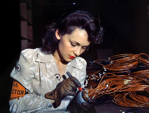 1942 Lockheed vega