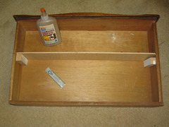 Drawer to Shelf Transformation