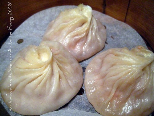 Shanghai Dumpling with Pork - Pearl Liang, Paddington