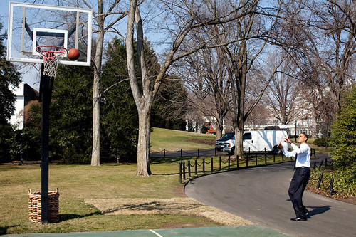 Obama: Air Ball