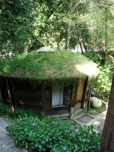 Sleep like a hobbit at Orr Hot Springs