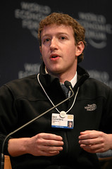 Mark Zuckerberg - World Economic Forum Annual Meeting Davos 2009