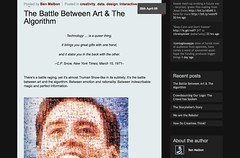 The Battle Between Art & The Algorithm « BBH Labs_1241170938864