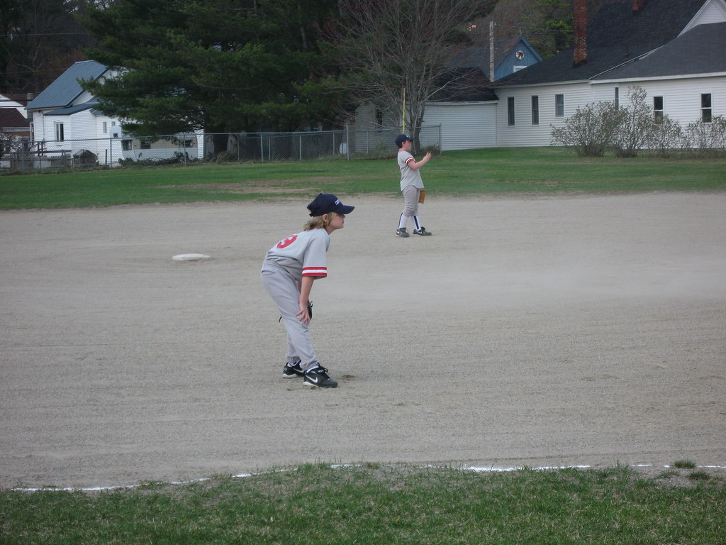 3rd base