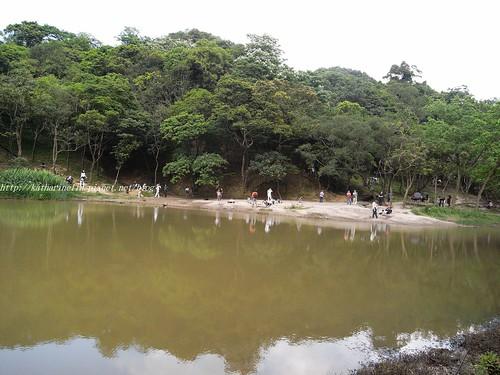 你拍攝的 7翠湖。